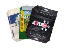 Block bottom BOPP bags (Adstar bag)
