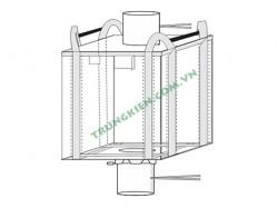 Stevedore strap FIBC bulk bags