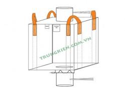 Bao jumbo (FIBC) nắp ống nạp